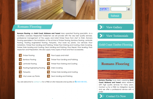 Romans Timber Flooring
