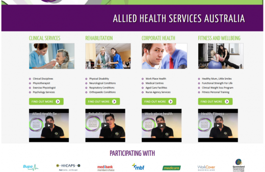 Allied Health Services Australia